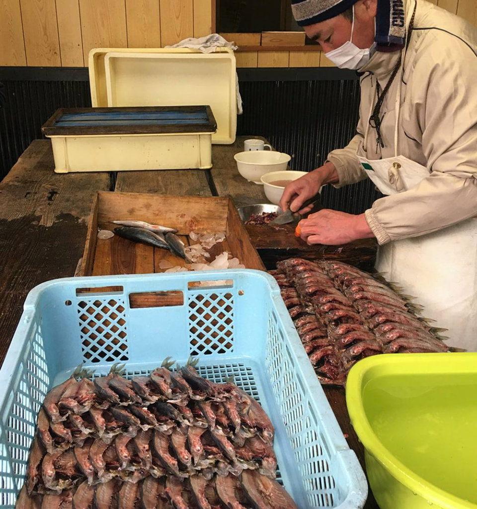 魚の干物専門店 マル平商店